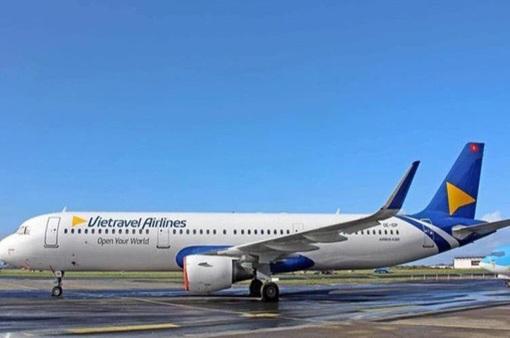 Vietravel Airlines sắp đón tàu bay đầu tiên