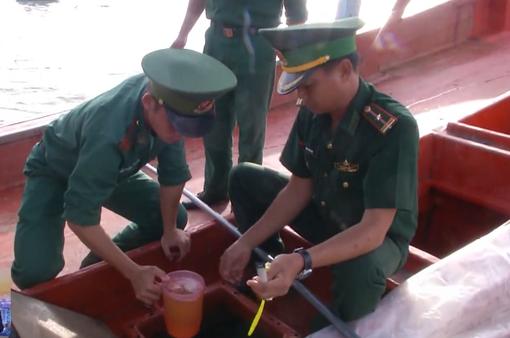 Hoán đổi tàu cá, trang bị radar... để buôn lậu xăng dầu trên biển