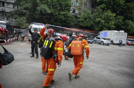 Tai nạn hầm mỏ ở Tây Nam Trung Quốc, hàng chục người bị mắc kẹt