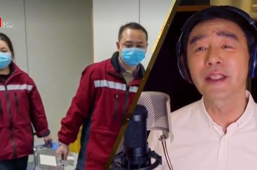 Trung Quốc: Ra mắt video ca nhạc cổ vũ chống dịch COVID-19