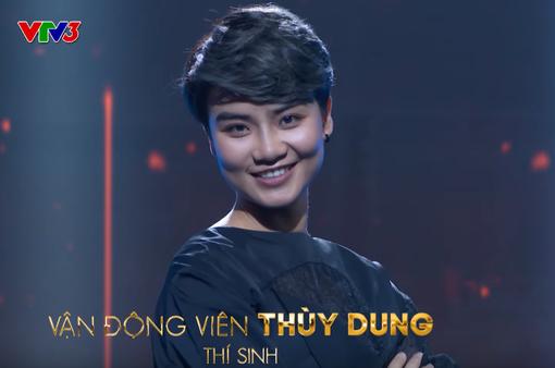 """Nữ hoàng quần vợt Thùy Dung """"kết đôi"""" với Hà Lê trong Trời sinh một cặp mùa 4"""
