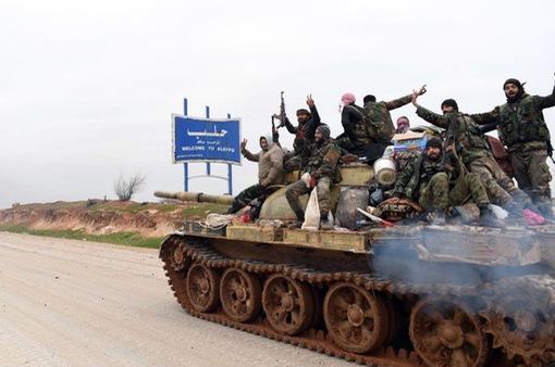 Quân đội Syria gần kiểm soát hoàn toàn Aleppo