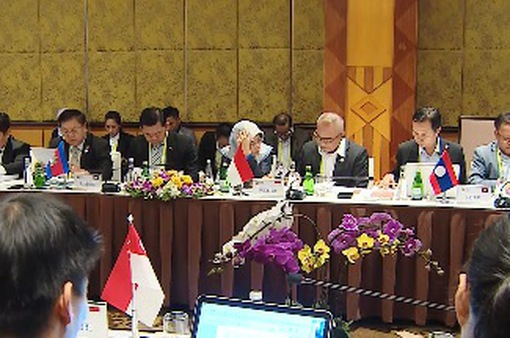 Chuẩn bị văn kiện Hội nghị hẹp Bộ trưởng Quốc phòng ASEAN