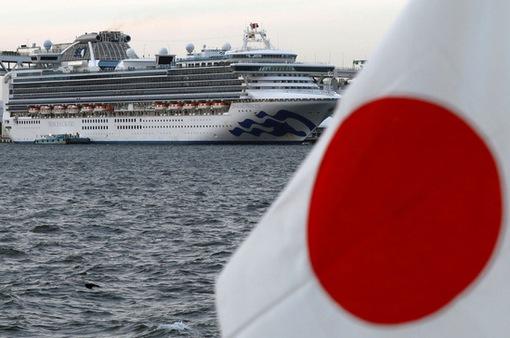 Nhật Bản cho phép hành khách trên du thuyền Diamond Princess lên bờ