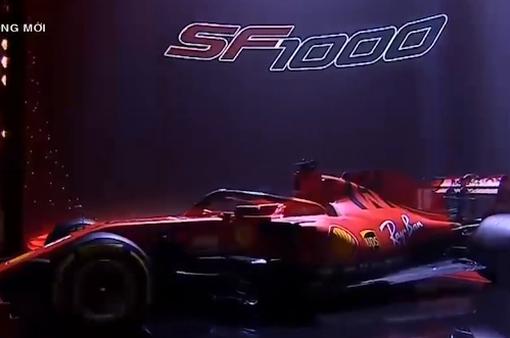 Ra mắt loạt xe F1 mới cho mùa giải 2020