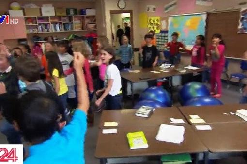 Khen nhiều hơn phạt có hiệu quả tích cực với học sinh tiểu học