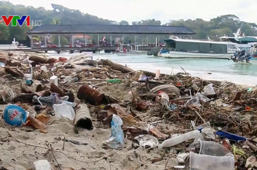 WWF công bố báo cáo về vấn nạn xả rác thải nhựa ra biển tại châu Á