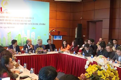 Hiệp hội Bất động sản Việt Nam tìm giải pháp tháo gỡ vướng mắc cho thị trường