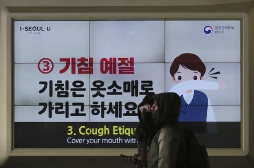 92 ca lây nhiễm virus Corona từ người sang người bên ngoài Trung Quốc