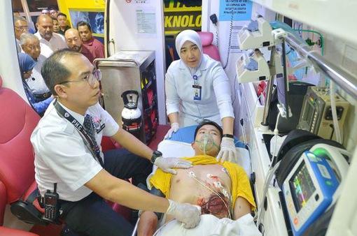 Ứng dụng 5G trong y tế tại Malaysia