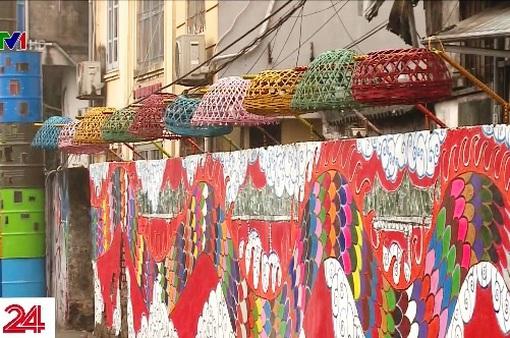 Dự án nghệ thuật công cộng ven sông Hồng