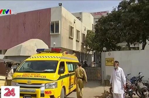 Pakistan: Hơn 200 người thương vong vì bụi đậu nành