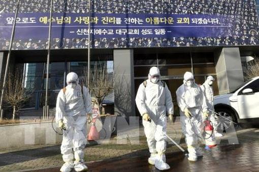 Công dân Việt Nam không nên đến nơi có dịch tại Hàn Quốc