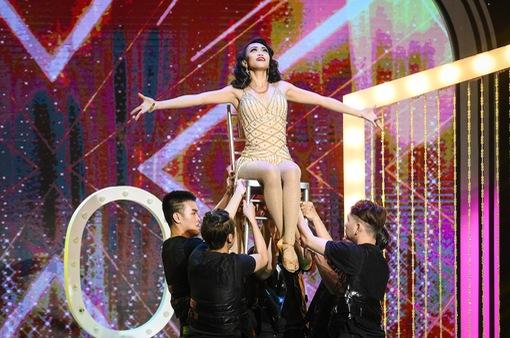 Kim Anh và những góc khuất cuộc đời để được sống với đam mê của nghề vũ công