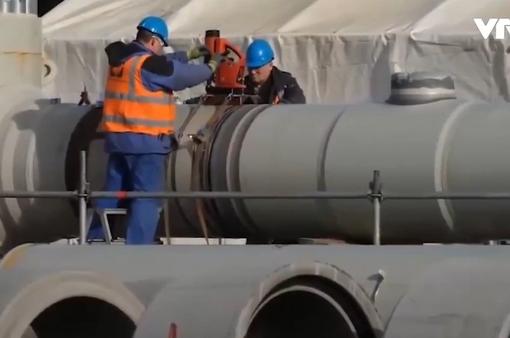 Dòng chảy phương Bắc 2 của Nga không thể đi vào vận hành theo kế hoạch