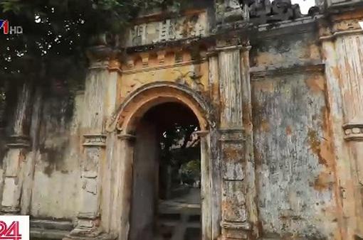 Đề án đưa làng Cựu trở thành trung tâm sáng tạo Thủ đô