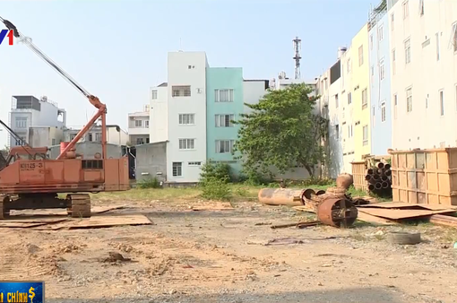 TP.HCM: 124 dự án bất động sản bị ách tắc, phần lớn chưa được hoạt động trở lại