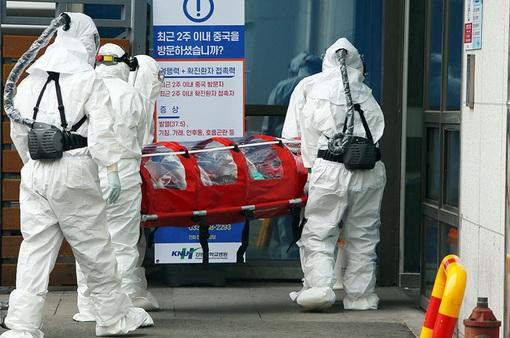Số ca nhiễm Covid-19 tại Hàn Quốc tăng lên 833 người