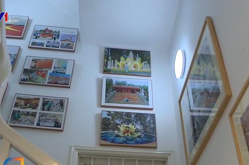 Họa sĩ Nguyễn Thu Thủy ra mắt ngôi nhà nghệ thuật Tân Hà Nội