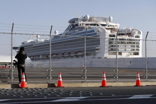 Nhật Bản phản ứng về 23 hành khách tàu Diamond Princess không xét nghiệm