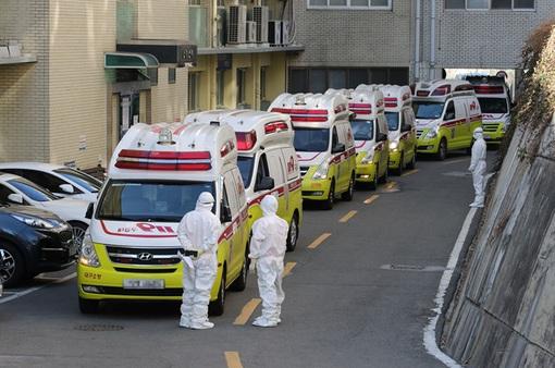 Hàn Quốc nỗ lực chống dịch COVID-19