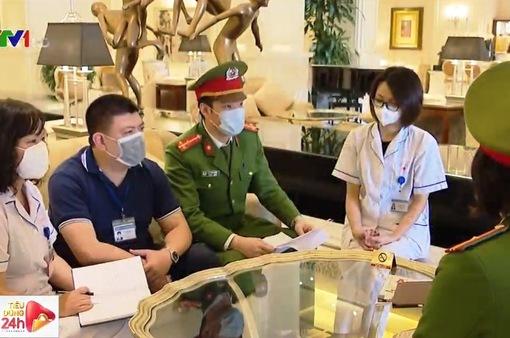 Rà soát du khách Hàn Quốc, Nhật Bản đang lưu trú tại Hà Nội