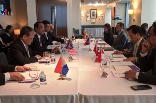 Chuẩn bị hội nghị cấp cao đặc biệt Mỹ - ASEAN