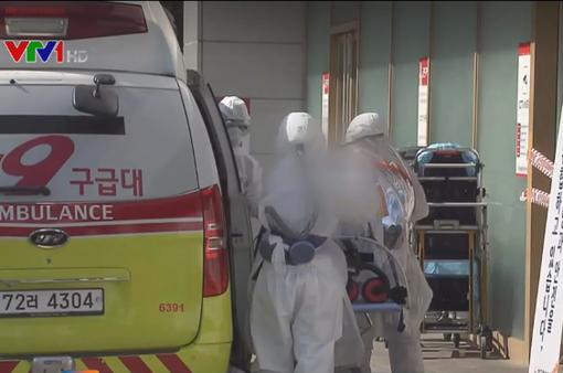 Hàn Quốc tăng cường nhân viên y tế tới tâm dịch Daegu