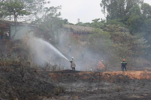 Hơn 250.000ha rừng có nguy cơ cháy cao