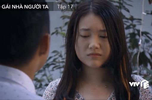 """Cô gái nhà người ta - Tập 17: Trâm (Kiều My) bị mắc kẹt ở """"động"""" karaoke"""