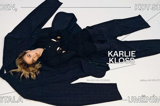 Karlie Kloss và bộ ảnh mới siêu ấn tượng