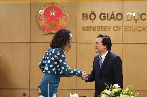 Bang Hessen, CHLB Đức đề xuất hỗ trợ trường đại học Việt Nam nghiên cứu phòng, chống COVID-19