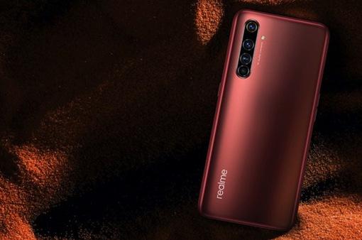 """Realme X50 Pro ra mắt: Smartphone cấu hình cao cấp với mức giá """"mềm"""""""