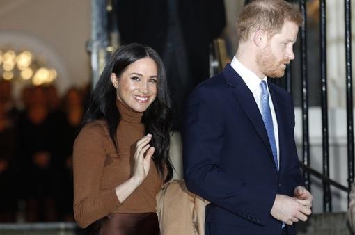 Canada thông báo không đảm bảo an ninh cho vợ chồng Harry - Meghan