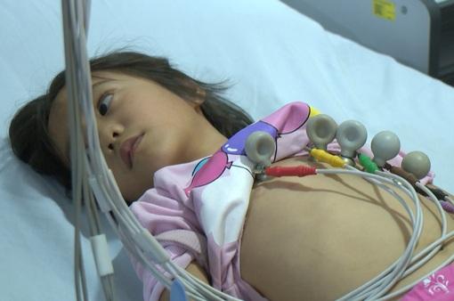 Câu chuyện về bé gái 5 năm chiến đấu cùng căn bệnh tim bẩm sinh