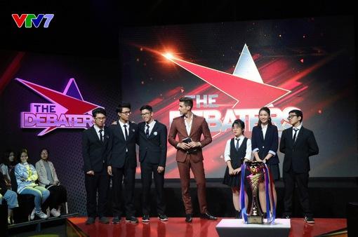"""Đừng bỏ lỡ trận Chung kết """"The Debaters"""" mùa đầu tiên trên VTV7!"""