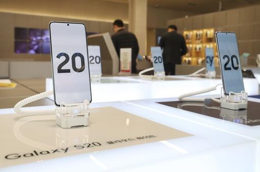"""Samsung """"thấm đòn"""" COVID-19: Galaxy S20 ế ẩm ngay ở quê nhà Hàn Quốc"""