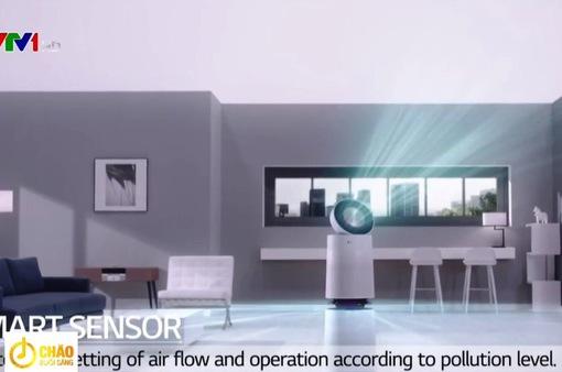 Thiết bị lọc không khí - Sản phẩm chăm sóc sức khỏe được ưa chuộng