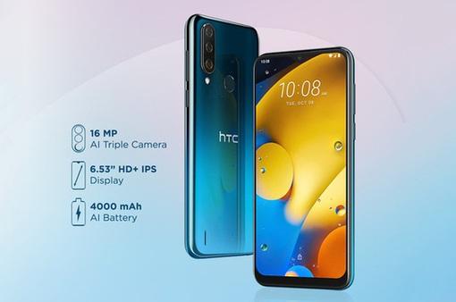 HTC bất ngờ trình làng smartphone mới với cấu hình... siêu lỗi thời