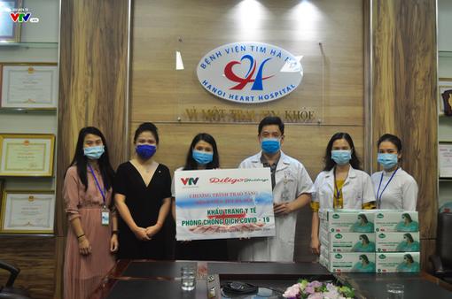Chung tay cùng các bệnh viện phòng chống dịch bệnh COVID-19