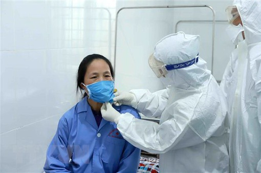 Nâng cao năng lực y tế cơ sở trong việc phòng, chống dịch COVID-19