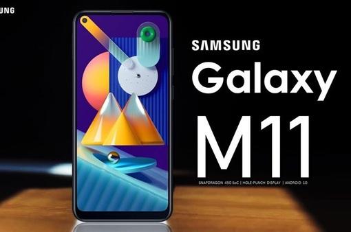 Samsung ra mắt Galaxy M11 giá rẻ với cụm 3 camera, pin lớn