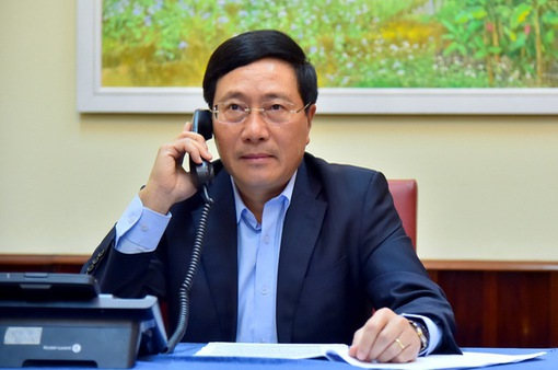 Việt Nam - Nhật Bản tăng cường hợp tác phòng chống COVID-19