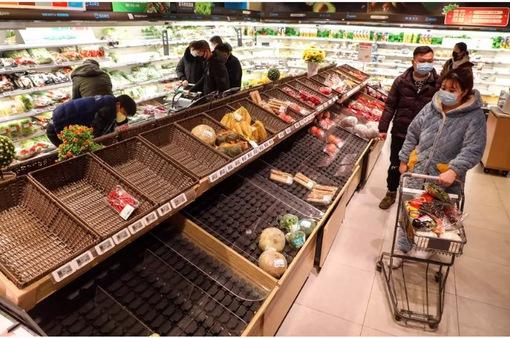 Thế giới có nguy cơ bị khủng hoảng lương thực do dịch COVID-19