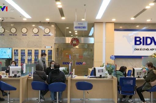Ngành ngân hàng duy trì hoạt động trong thời gian thực hiện Chỉ thị 16