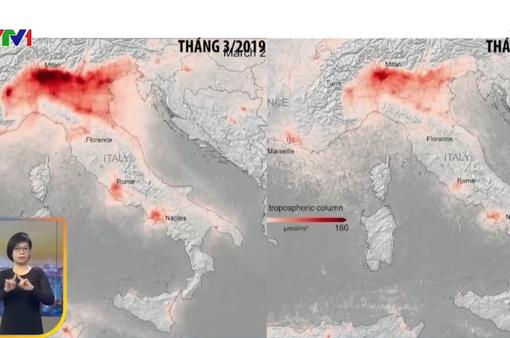 Ô nhiễm không khí giảm mạnh trên toàn cầu