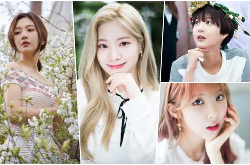 9 nữ thần tượng Hàn Quốc có vẻ đẹp mờ ảo như những nàng tiên