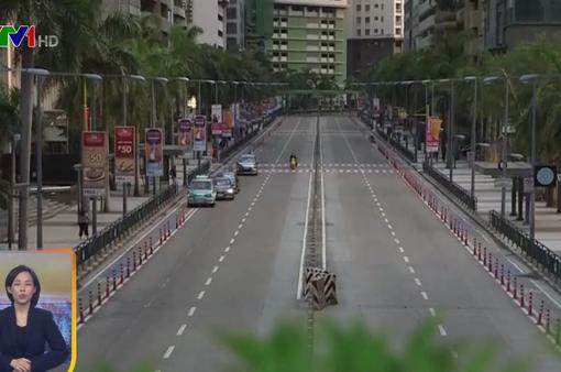 Chất lượng không khí Manila (Philippines) cải thiện sau phong tỏa