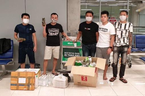 Đại sứ quán Việt Nam tại Thái Lan hỗ trợ công dân bị mắc kẹt tại sân bay quốc tế Survanabhumi