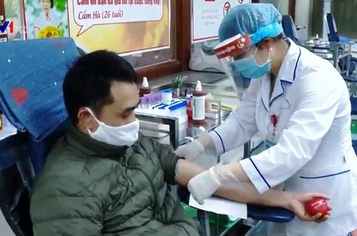 Đảm bảo an toàn trong hiến máu